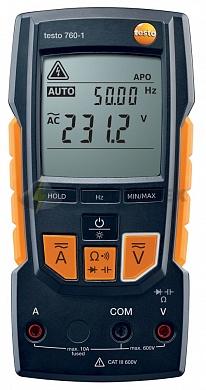Цифровой мультиметр Testo 760-1 купить в Москве, цена на Тесто 760-1